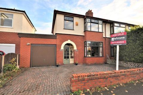 3 bedroom semi-detached house for sale - Cadley Causeway, Fulwood, Preston, Lancashire, PR2 3RX