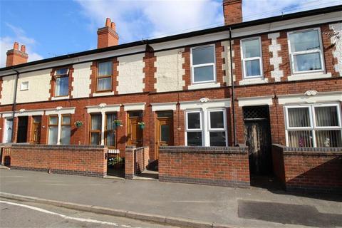 2 bedroom terraced house to rent - Grosvenor Street, Derby