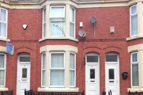 4 bedroom property to rent - Connaught Road, Liverpool, Merseyside