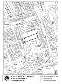 Land for sale - Albion Terrace, Guisborough
