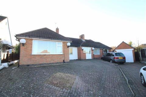 4 bedroom detached bungalow for sale - Sunnyfield Close, Evington