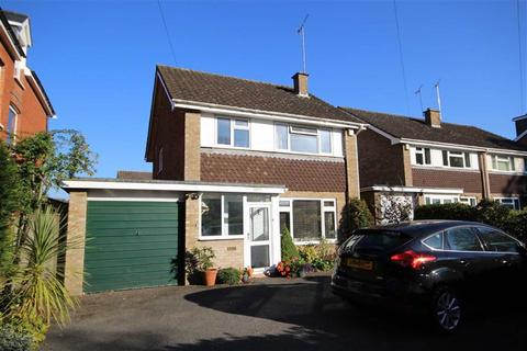 3 bedroom detached house for sale - Leckhampton Road, Leckhampton, Cheltenham, GL53