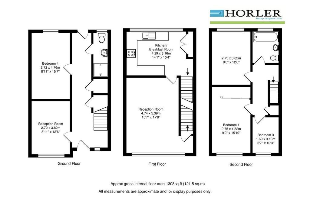 Floorplan: 7 Blackhorse Close page 001.jpg