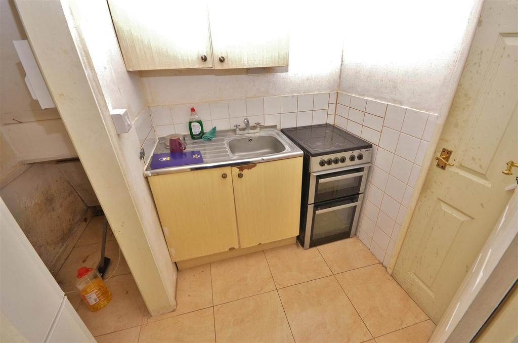 Flat 2   Studio To Rear Kitchen