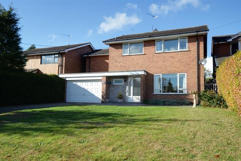 4 bedroom detached house for sale - Whitgreave Lane, Great Bridgeford, ST18 9SJ