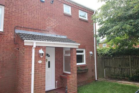 2 bedroom end of terrace house to rent - Upper Field Close, Church Hill North, Redditch
