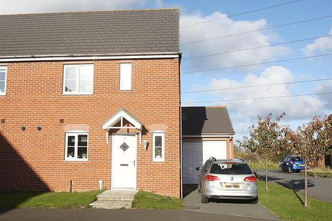3 bedroom semi-detached house for sale - Bayfield, West Allotment