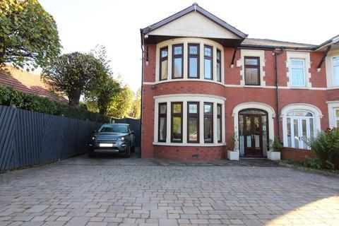 4 bedroom semi-detached house for sale - Heathwood Road, Heath, Cardiff