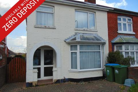 4 bedroom semi-detached house to rent - Lilac Road, Southampton