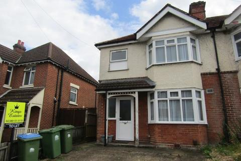 5 bedroom terraced house to rent - Burgess Road, Southampton
