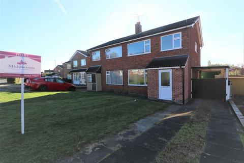 3 bedroom semi-detached house to rent - Witham Close, Melton Mowbray