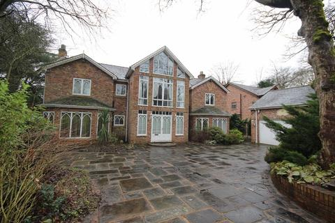4 bedroom detached house for sale - Chatsworth Road, Worsley