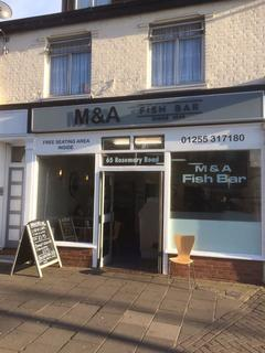 Restaurant for sale - Rosemary Road, Clacton-On-Sea CO15