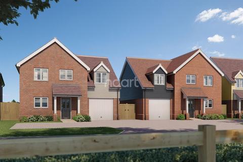 4 bedroom detached house for sale - Lark Meadow, Clacton Road, Thorrington