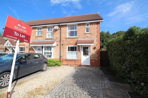 2 bedroom end of terrace house to rent - Glenlea Grove, Up Hatherley, Cheltenham