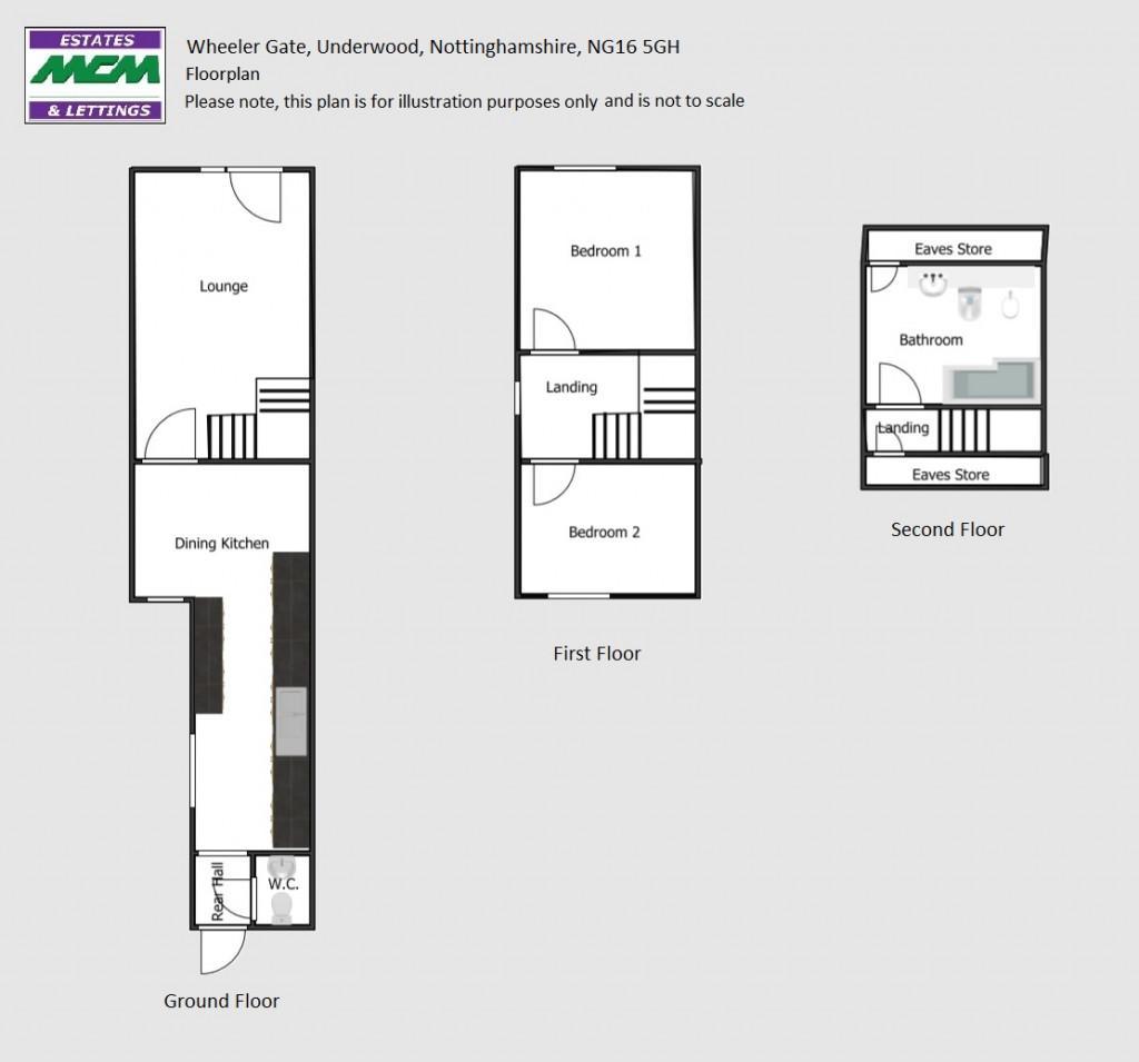 Floorplan: Wheeler Gate17