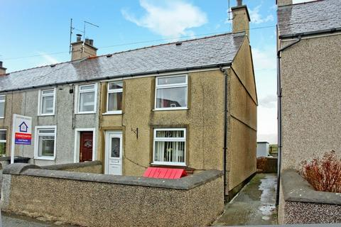 2 bedroom end of terrace house for sale - Llanfaelog, Anglesey