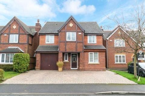 4 bedroom detached house for sale - Blenheim Drive, Prescot, Merseyside, L34