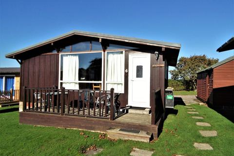 2 bedroom detached bungalow for sale - Tower Country Chalet Park, Seaton Down Hill