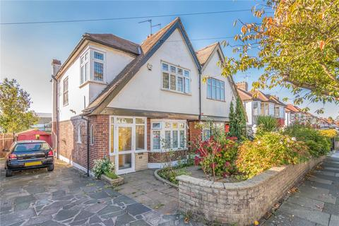 3 bedroom semi-detached house for sale - Ashridge Gardens, Palmers Green, London, N13