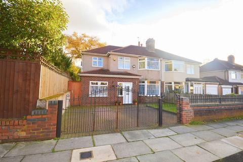 4 bedroom semi-detached house for sale - Ingledene Road, Calderstones