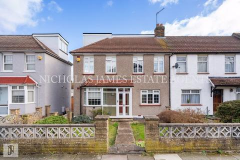 4 bedroom end of terrace house for sale - Trent Gardens, Southgate, London, N14