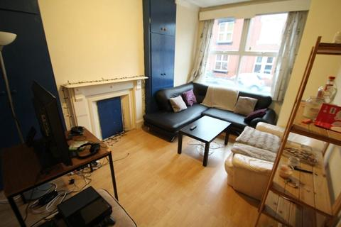 4 bedroom terraced house to rent - Hartley Grove, Woodhouse, LS6 2LD