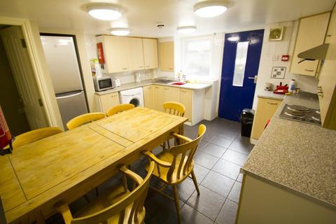 5 bedroom terraced house to rent - Ash Road, Headingley, LS6 3HD