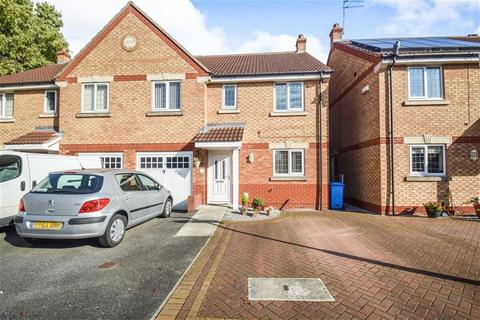 4 bedroom semi-detached house for sale - Birnam Court, Downfield Avenue, Hull, HU6