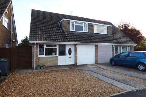 3 bedroom semi-detached house for sale - Oakleigh Drive, Orton Longueville, Peterborough