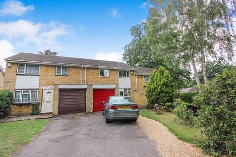 3 bedroom terraced house for sale - Brambling Close, Lordswood, Southampton, SO16
