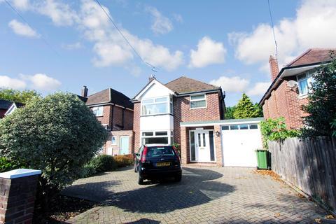 3 bedroom detached house for sale - Bellemoor Road, Upper Shirley, Southampton, SO15