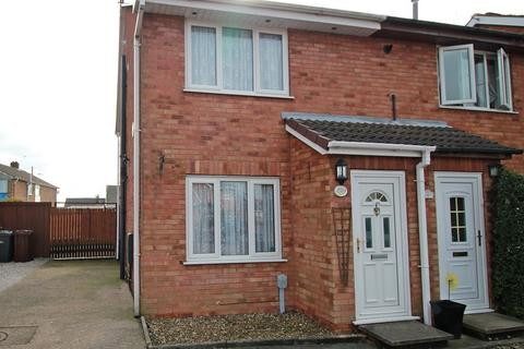 2 bedroom semi-detached house to rent - Greylees Avenue, Hull