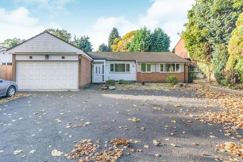 3 bedroom detached bungalow for sale - Warwick Road, Solihull