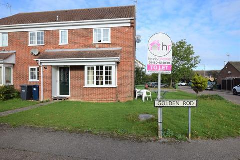 2 bedroom end of terrace house to rent - Golden Rod, Godmanchester, Huntingdon, Cambridgeshire