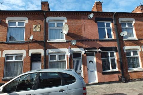 2 bedroom terraced house for sale - Laurel Road, off St Peters Road, Leicester