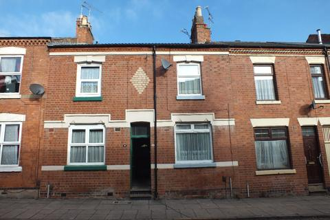 2 bedroom terraced house for sale - Cedar Road, Off St Stephens Road, Leicester, LE2 1FF