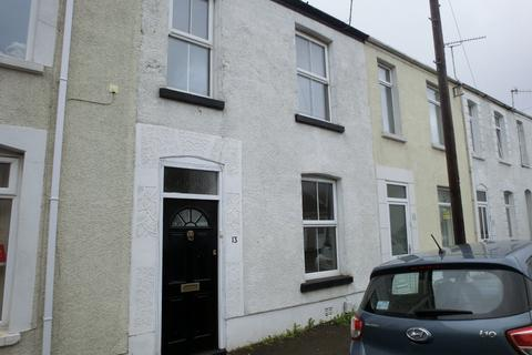 3 bedroom terraced house to rent - Edgeware Road, Uplands, Swansea. SA2 0NA