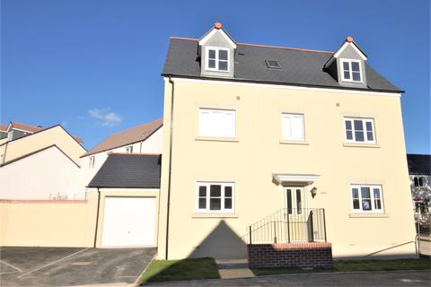 4 bedroom detached house for sale - Honeymead Meadow, Nadder Lane, South Molton EX3