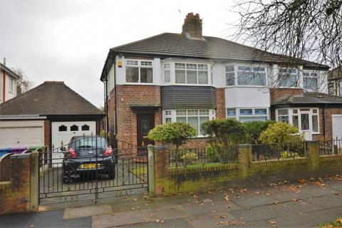 3 bedroom semi-detached house for sale - Bowring Park Road, Liverpool L14 3NR