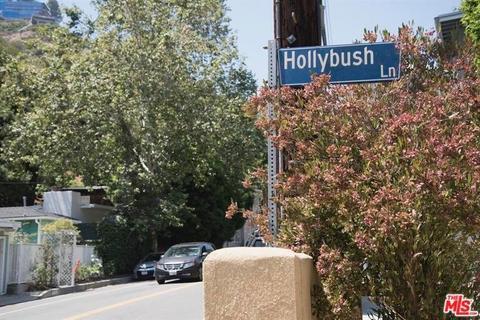 Land - Holybush, Los Angeles, California