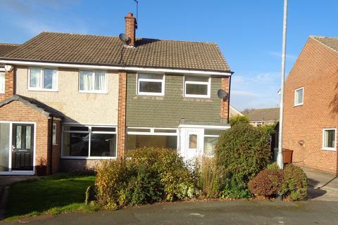 3 bedroom semi-detached house to rent - Longwood Close, Alwoodley, Leeds LS17 8SP