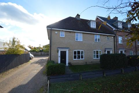 3 bedroom semi-detached house for sale - Lord Nelson Drive, New Costessey, Norwich