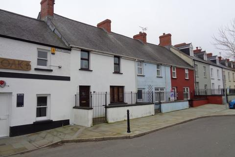 2 bedroom terraced house to rent - 16 Grove Place, Haverfordwest, Pembrokeshire. SA61 1QS