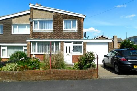 3 bedroom semi-detached house for sale - PREBENDS FIELD, GILESGATE MOOR, DURHAM CITY
