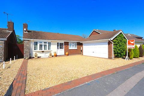 2 bedroom detached bungalow for sale - Seymour Way, Leicester Forest East