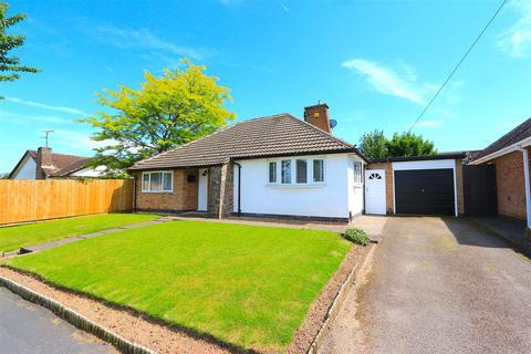 2 bedroom bungalow for sale - Barry Drive, Kirby Muxloe