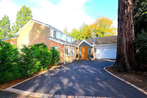 4 bedroom detached house for sale - Towers Drive, Kirby Muxloe