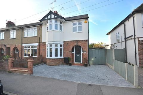 4 bedroom end of terrace house for sale - Lynmouth Avenue, Chelmsford, Essex, CM2