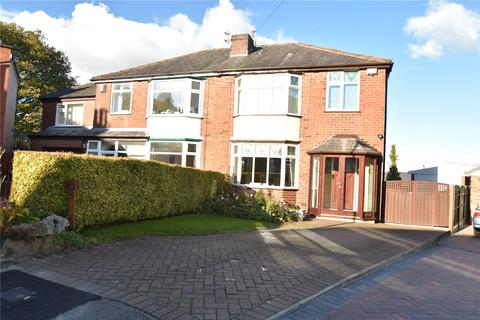 3 bedroom semi-detached house for sale - Mansion Avenue, Whitefield, Manchester, Greater Manchester, M45